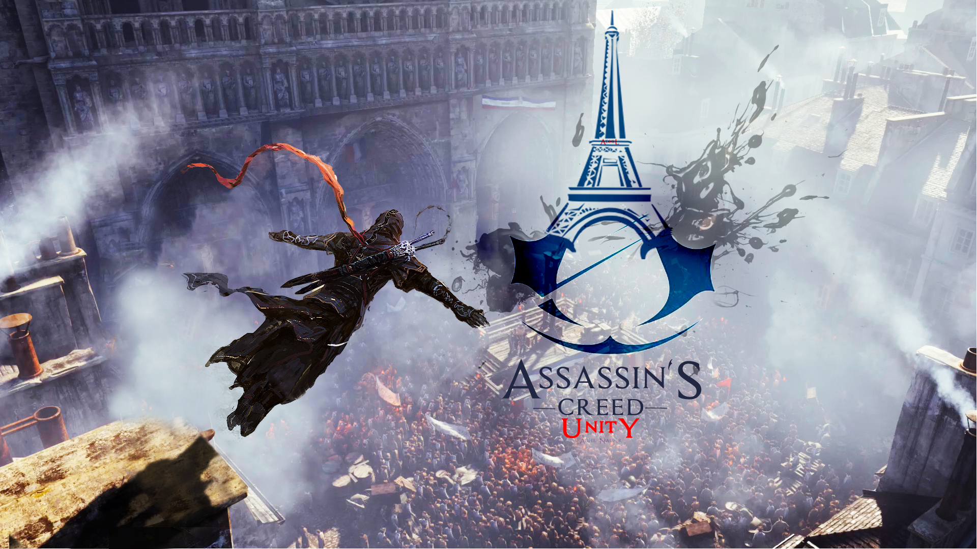 Assassins Creed Unity Hd Wallpaper 1920x1080 25266