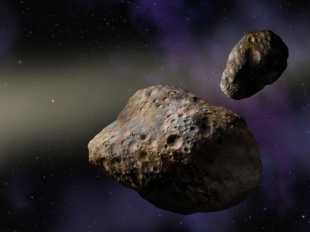 Asteroid Encounter at UCF Set for Feb. 15 - UCF News - University of Central Florida Articles - Orlando, FL News