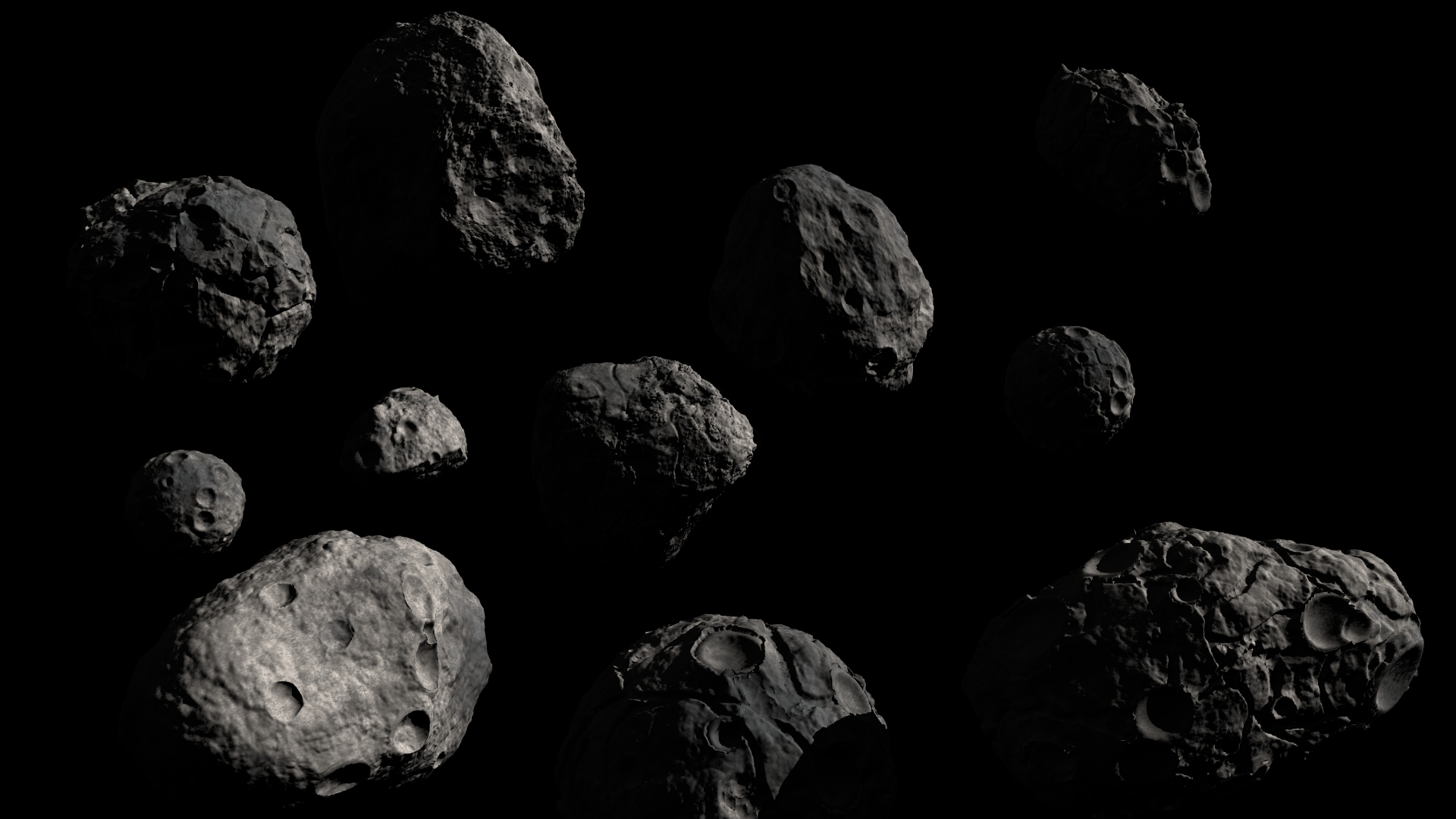 Minerals that are founded in the asteroid include gold,nickel,manganese,cobalt and platnium ...