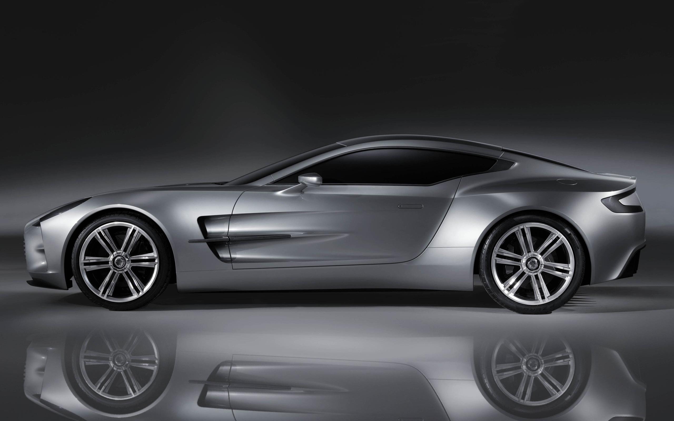 Aston Martin Wallpaper Black (29)