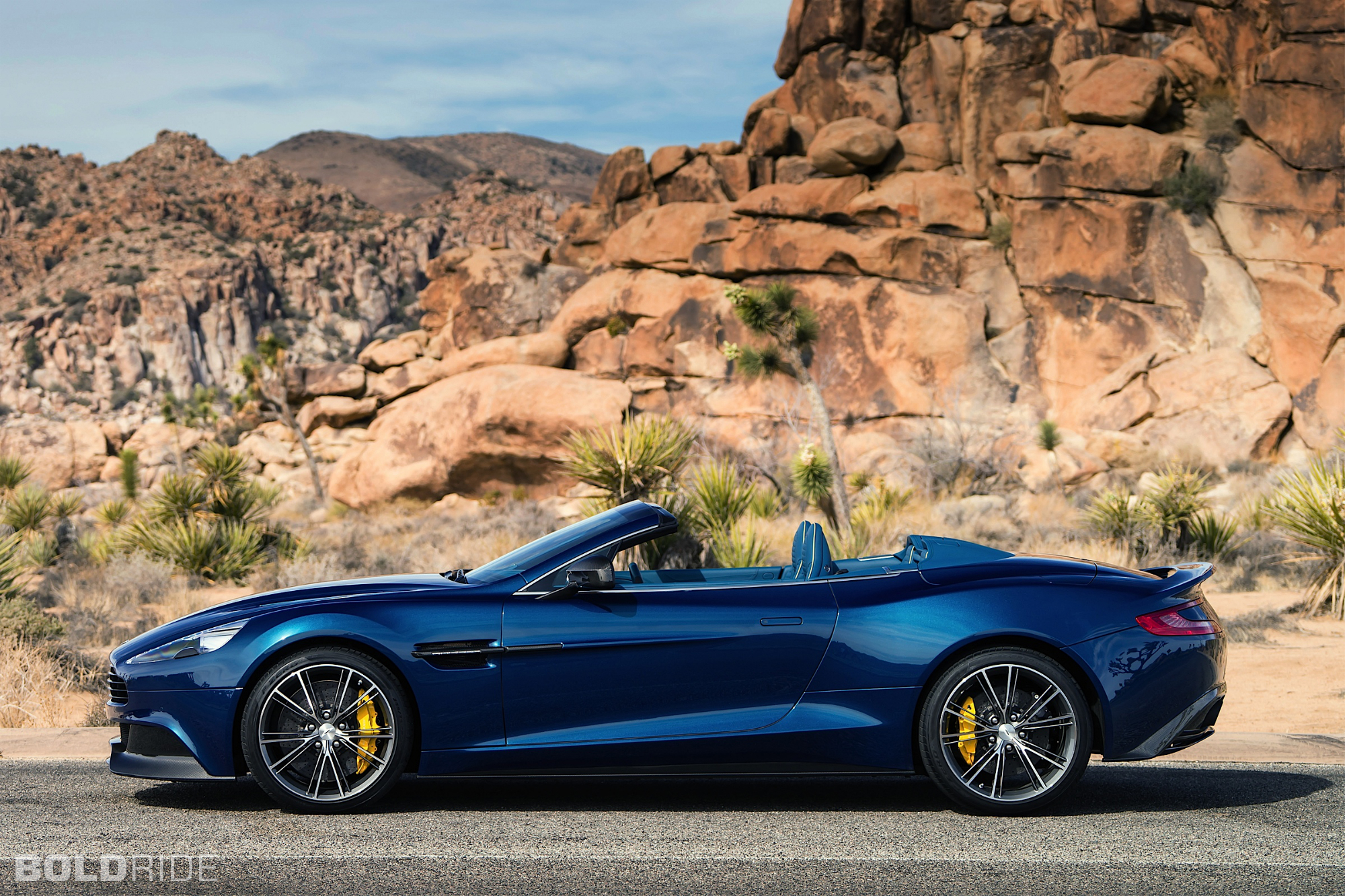 2014 Aston Martin Vanquish Volante 1280 x 1080