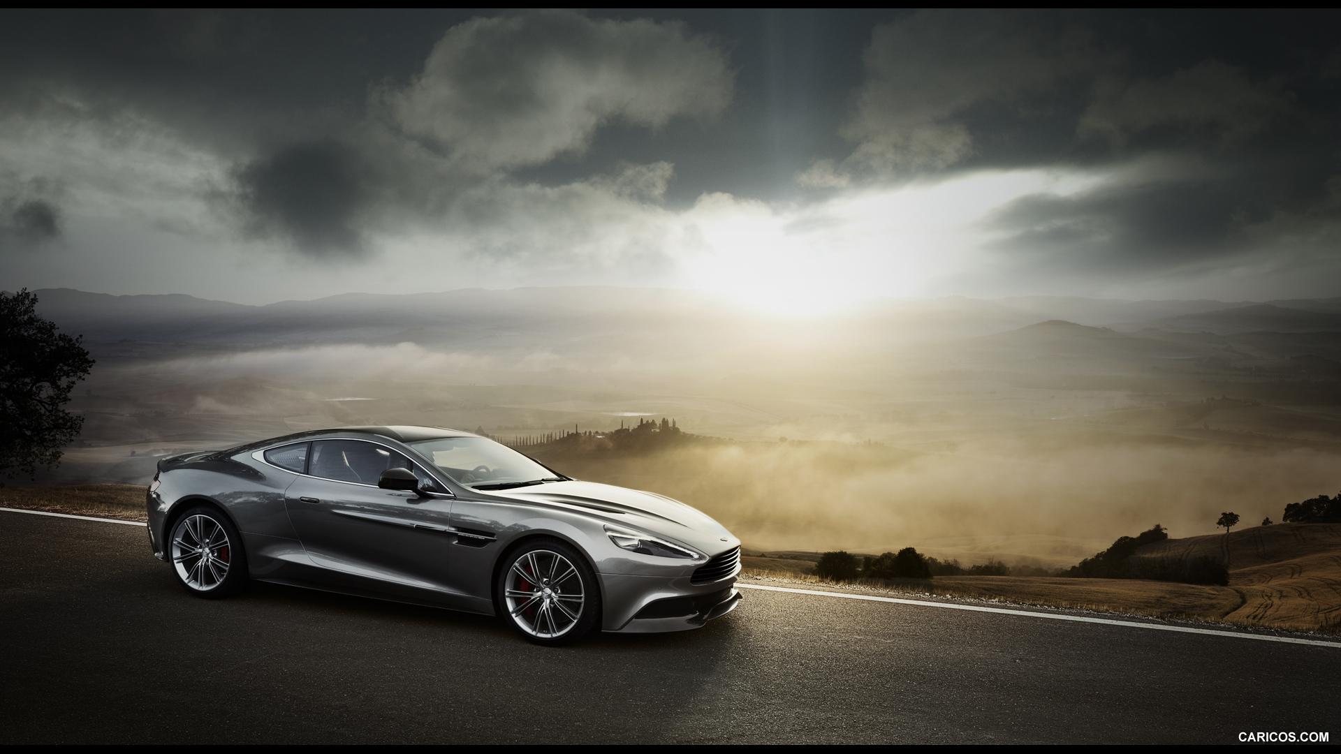 Aston Martin Wallpaper