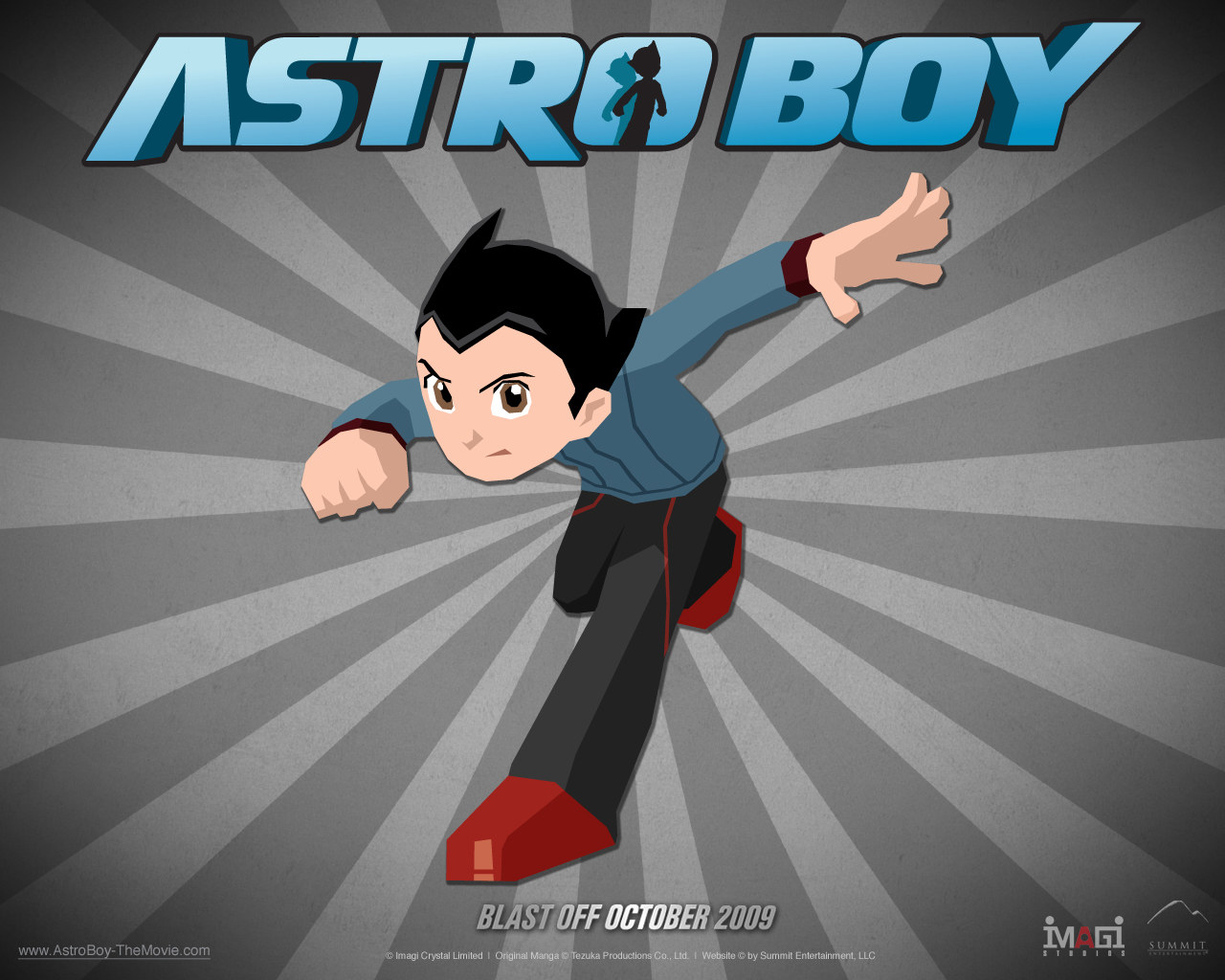 Free Wallpaper Download Astro Boy