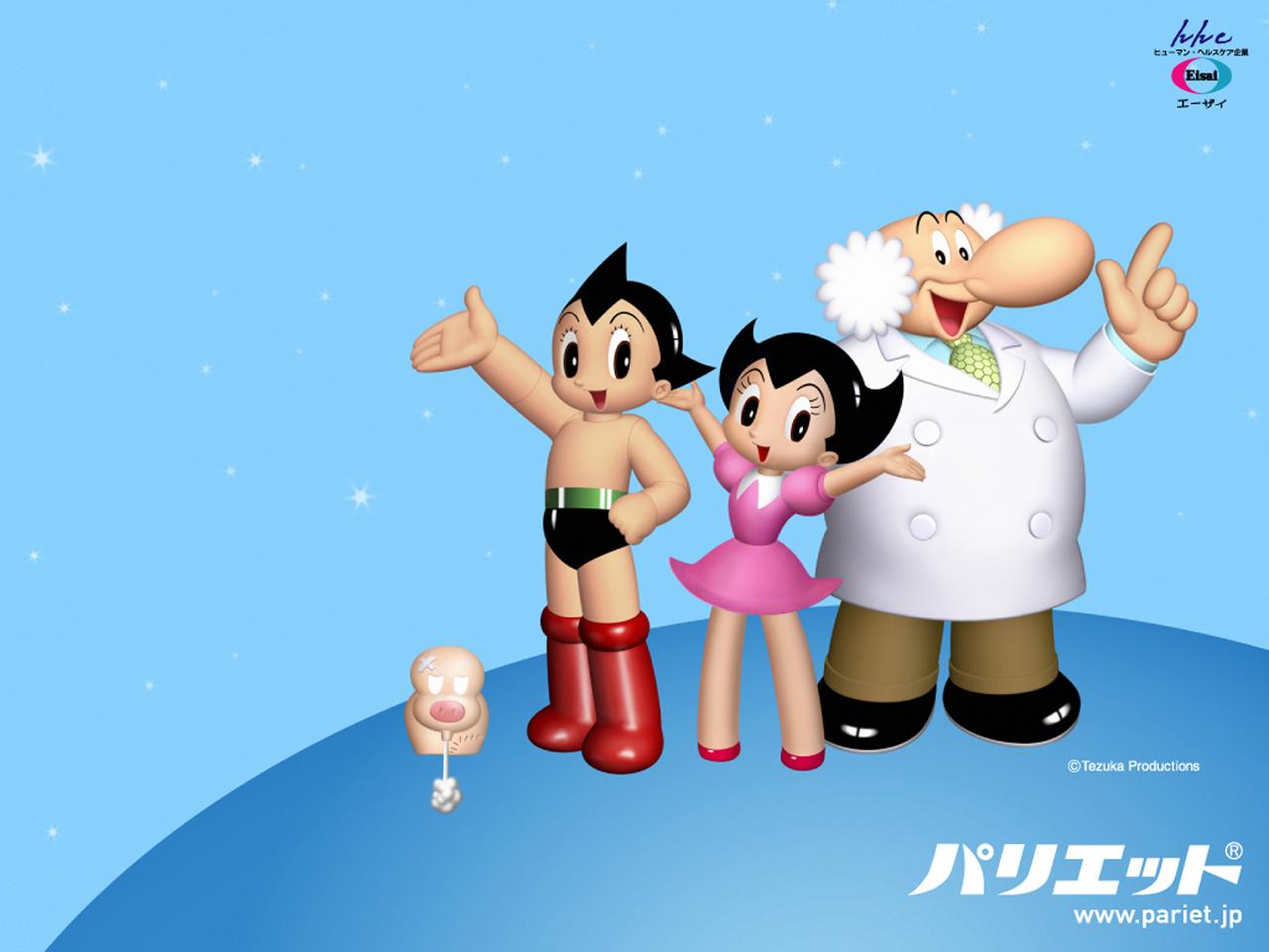 3 Fav Astro Boy