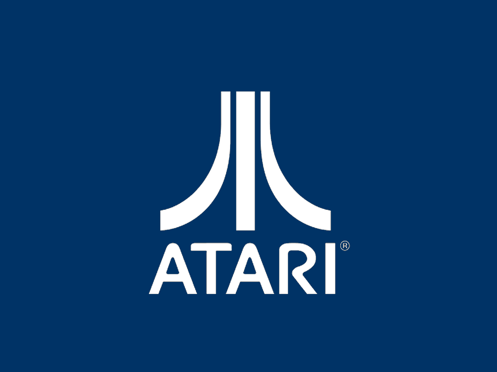 Blue Atari Logo by beastbox ...