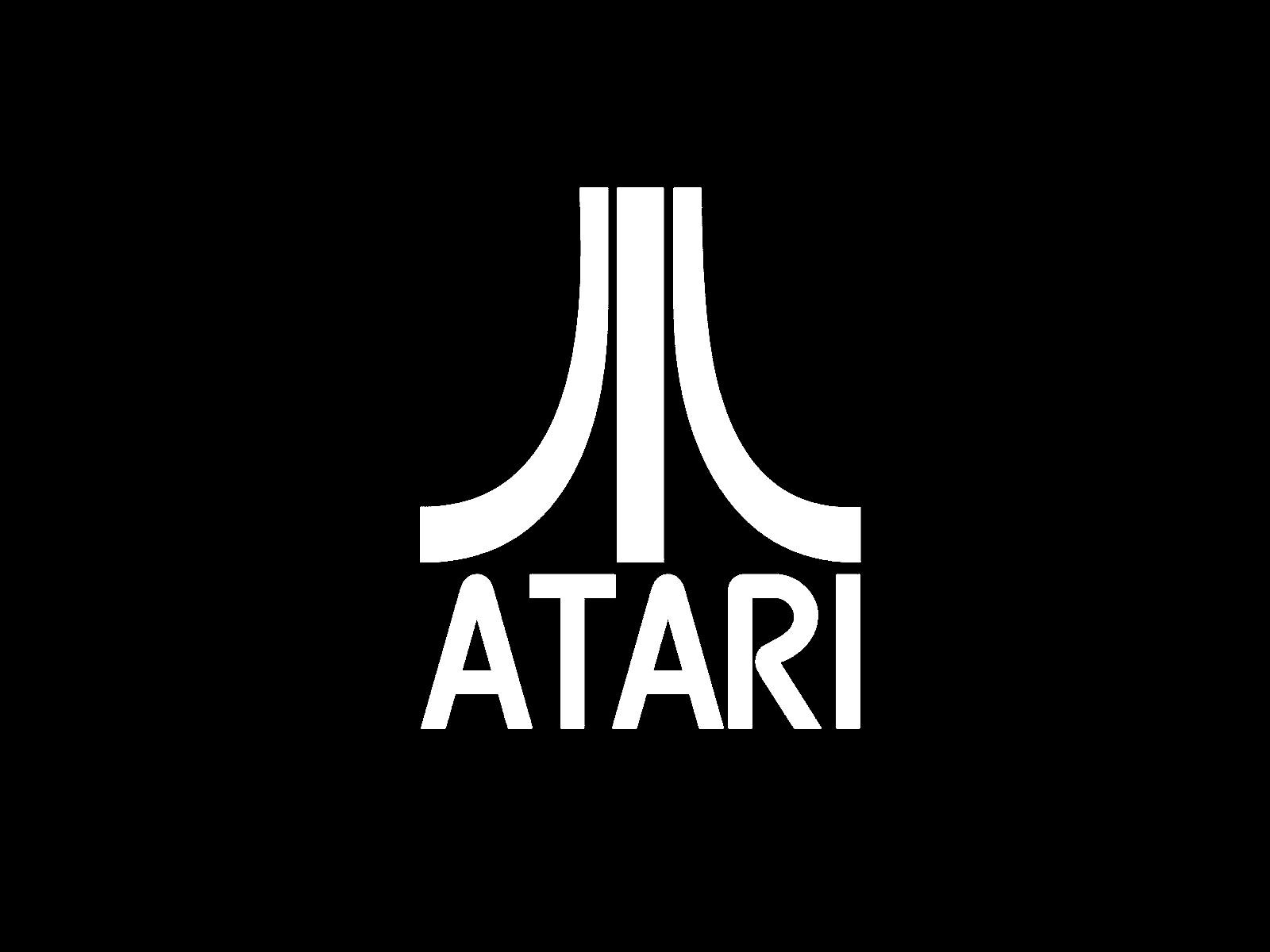 Atari Logo Wallpaper