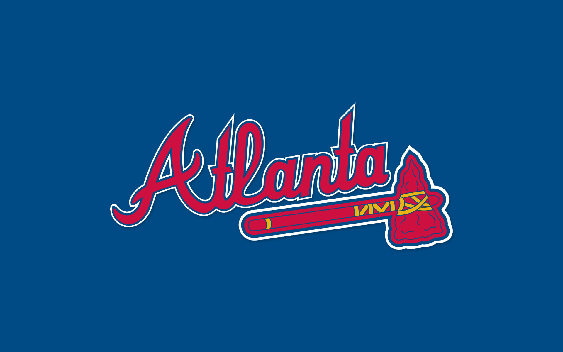 Atlanta Braves Wallpaper