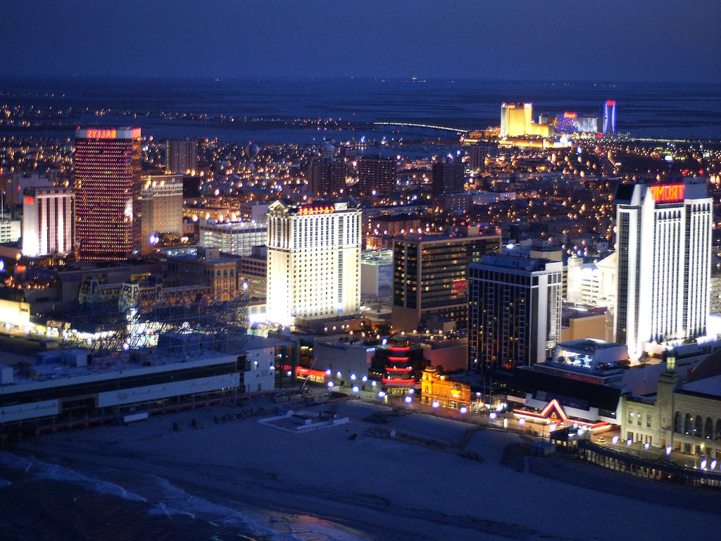 Gambling Is Not A Major Tourist Attraction In Atlantic City Anymore