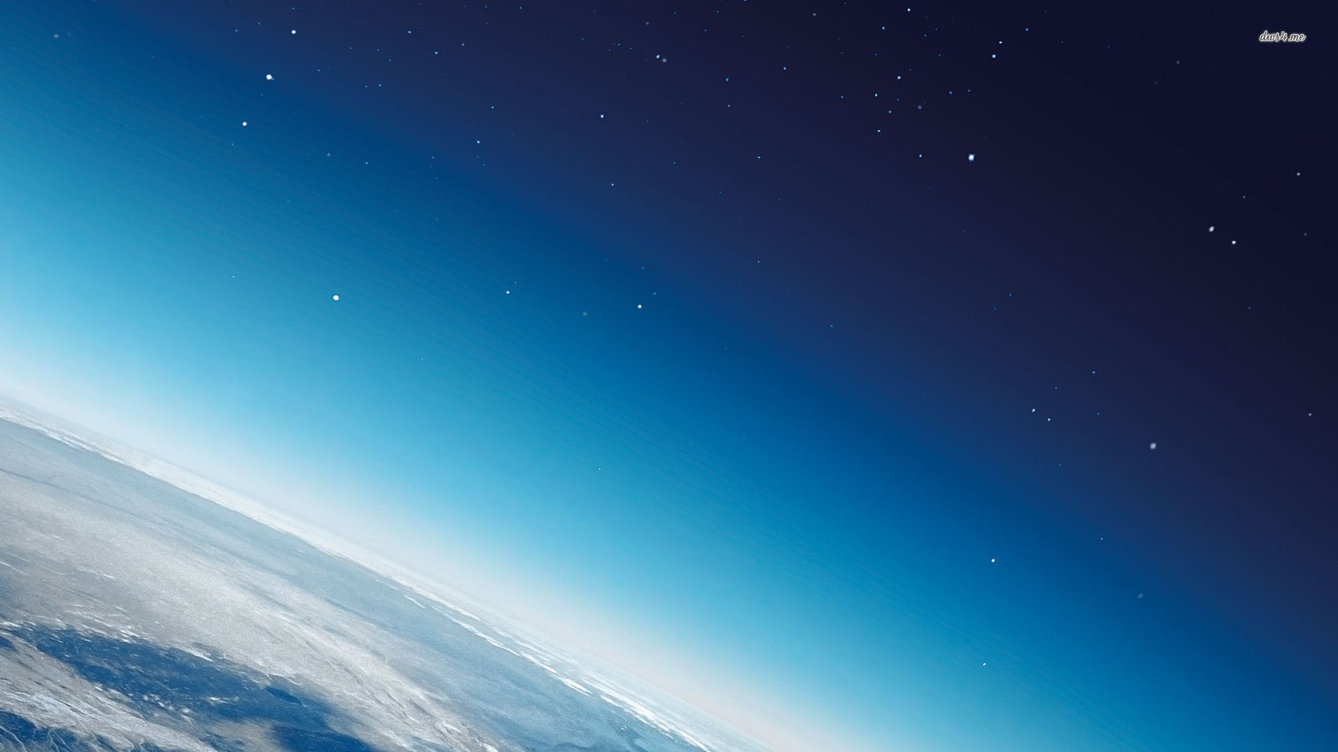 ... Earth's atmosphere wallpaper 1920x1080 ...