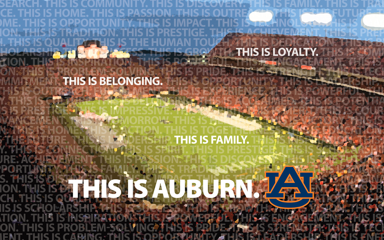 Auburn Wallpaper