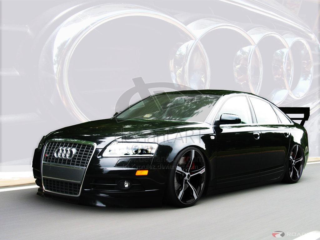 Audi A6 Car Tuning