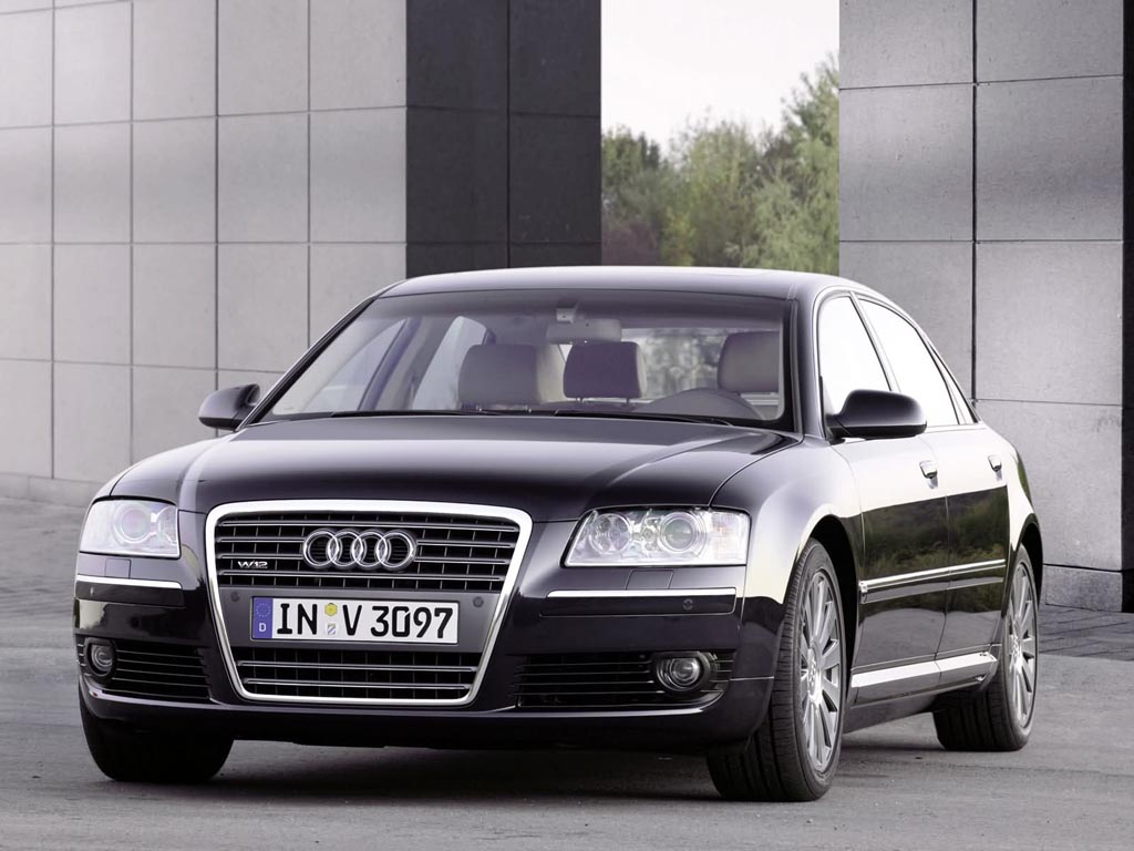 Audi A8 Car Wallpapers