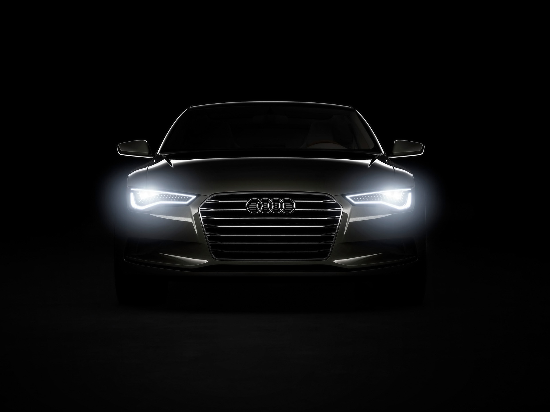 Audi Logo Wallpaper-0