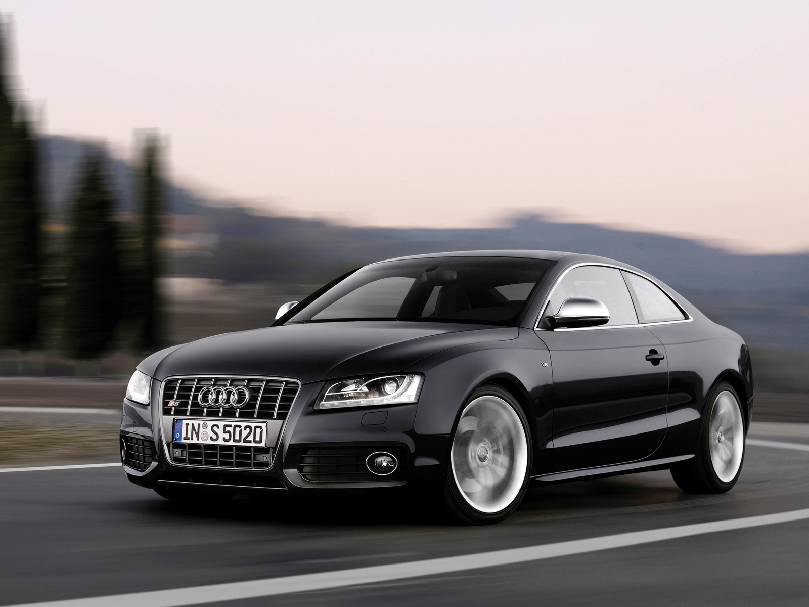 Audi Black