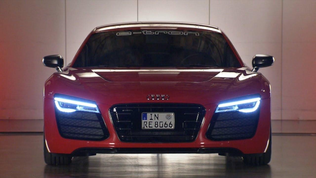 2014 Audi R8 e-tron - DESIGN
