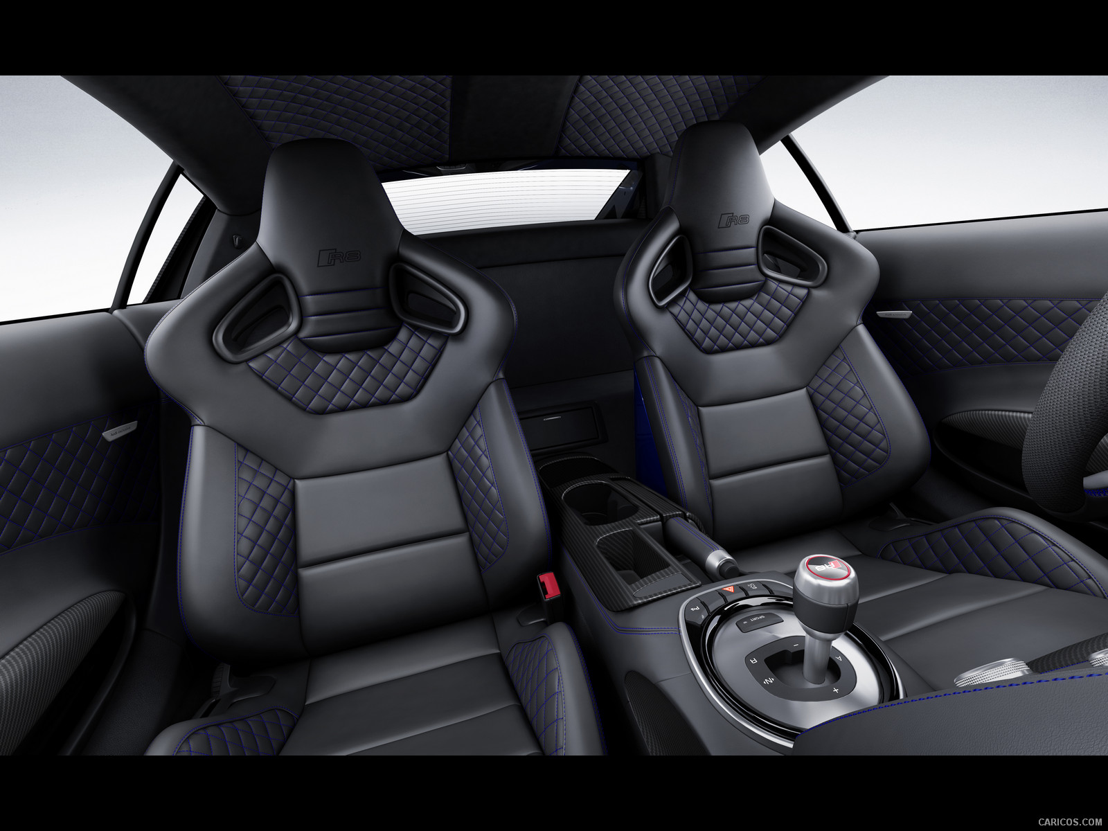 2015 Audi R8 LMX - Interior Wallpaper