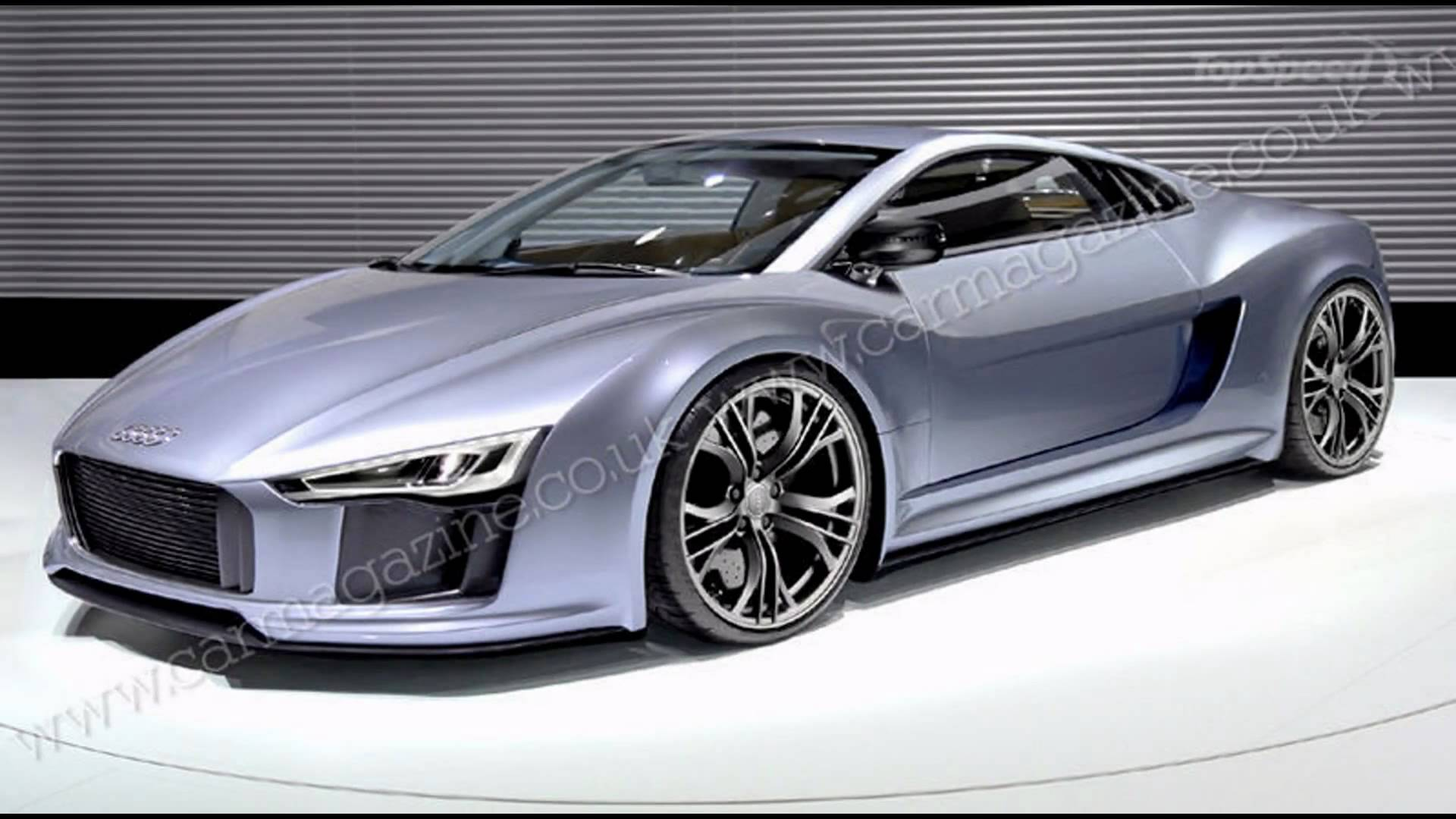 New Audi R8 2013