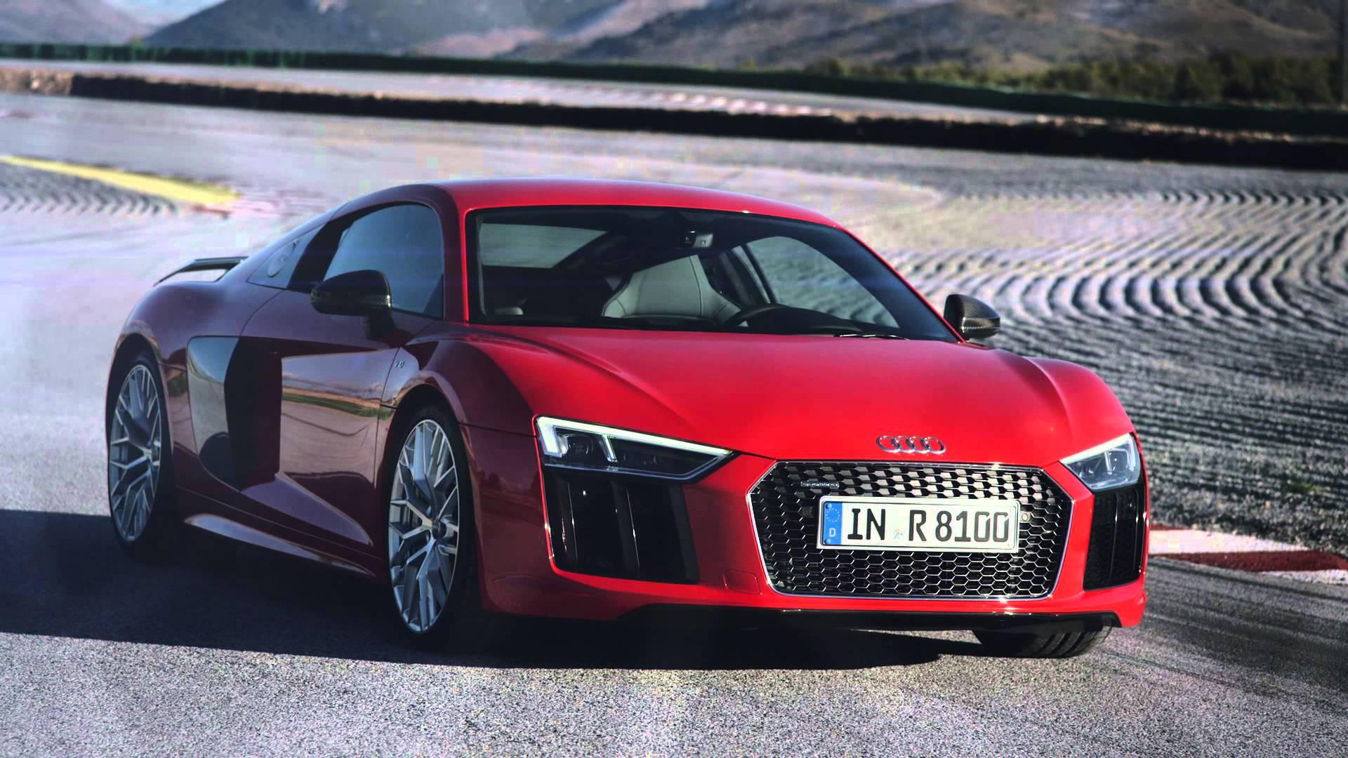 Exklusiv: Der Audi R8