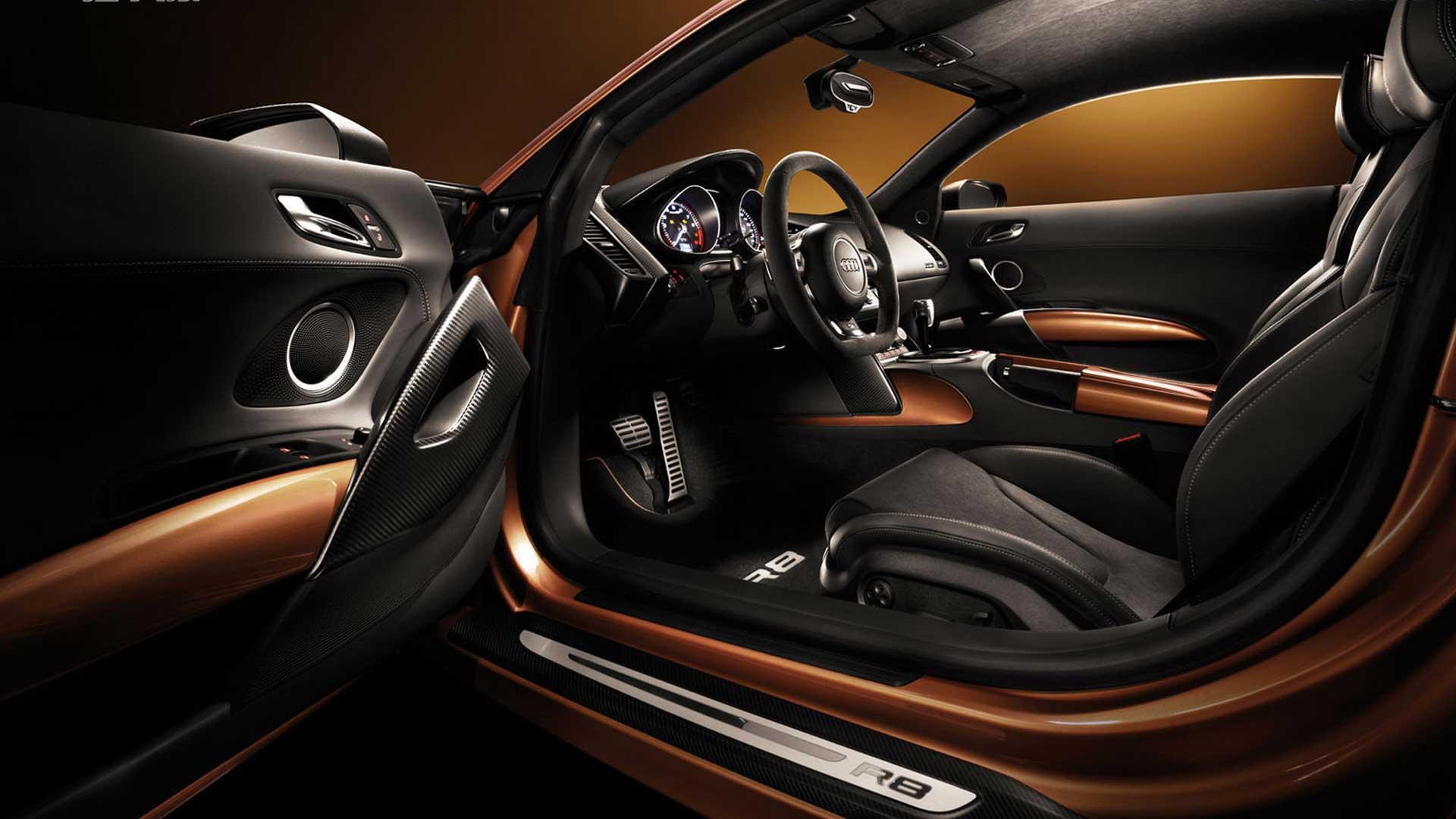 Audi R8 Black V10 Image 8