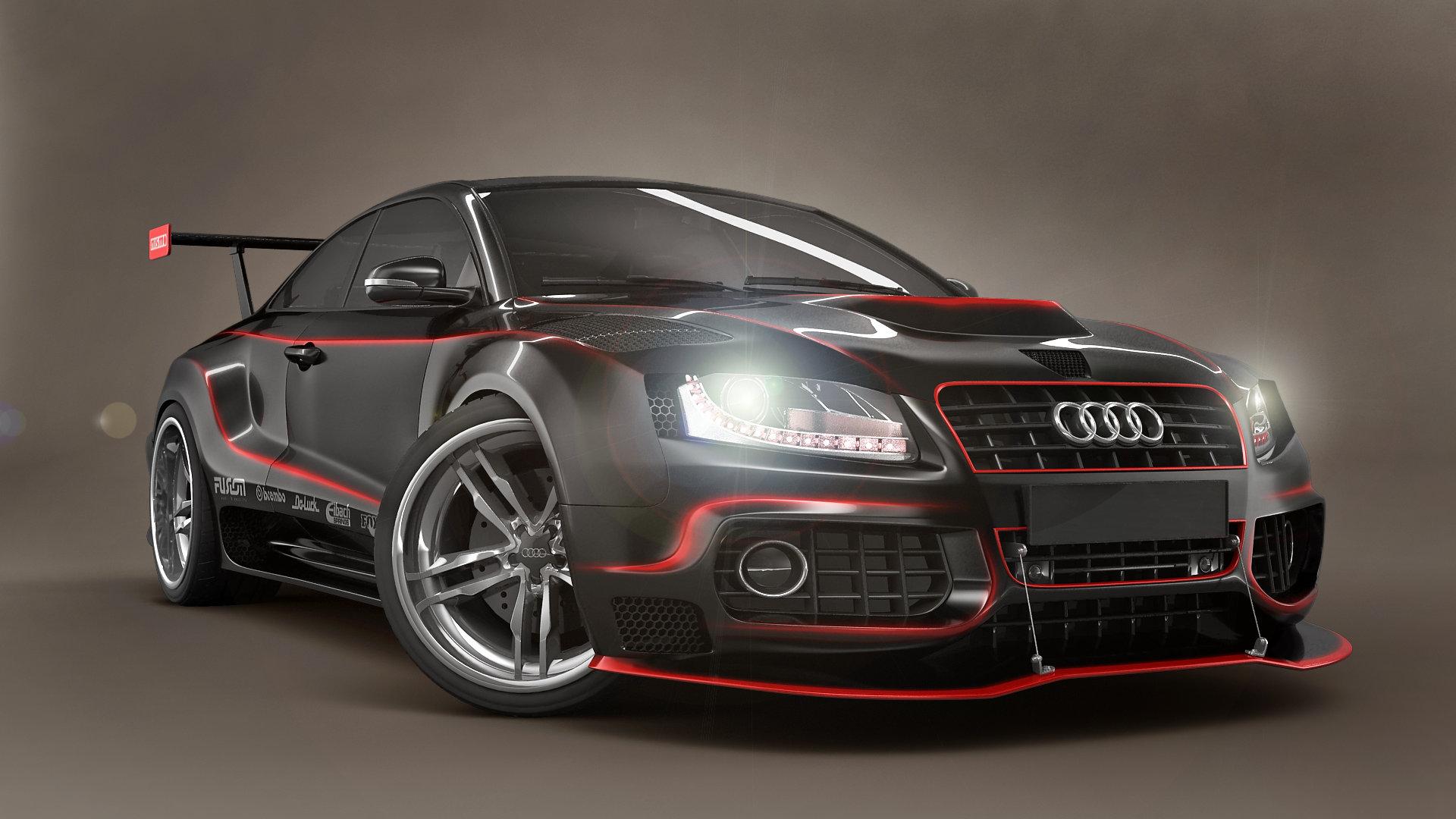 Audi r8 tuning #12