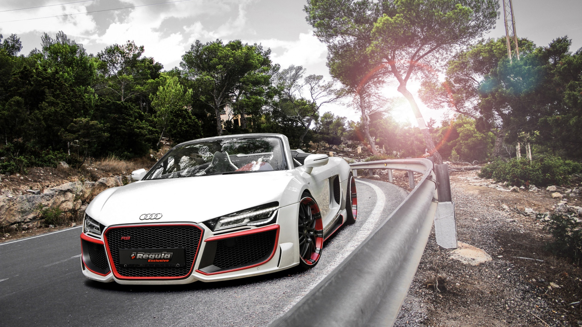Audi r8 tuning #13