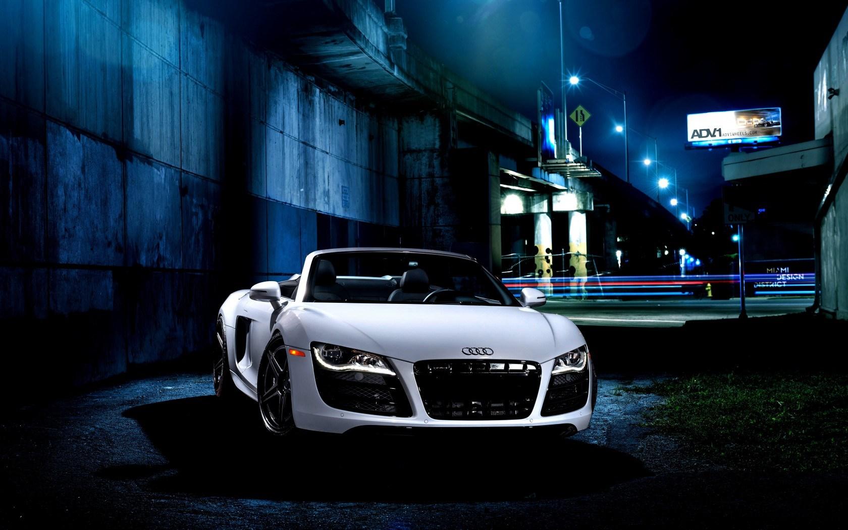 Audi R8 V10 Car Tuning