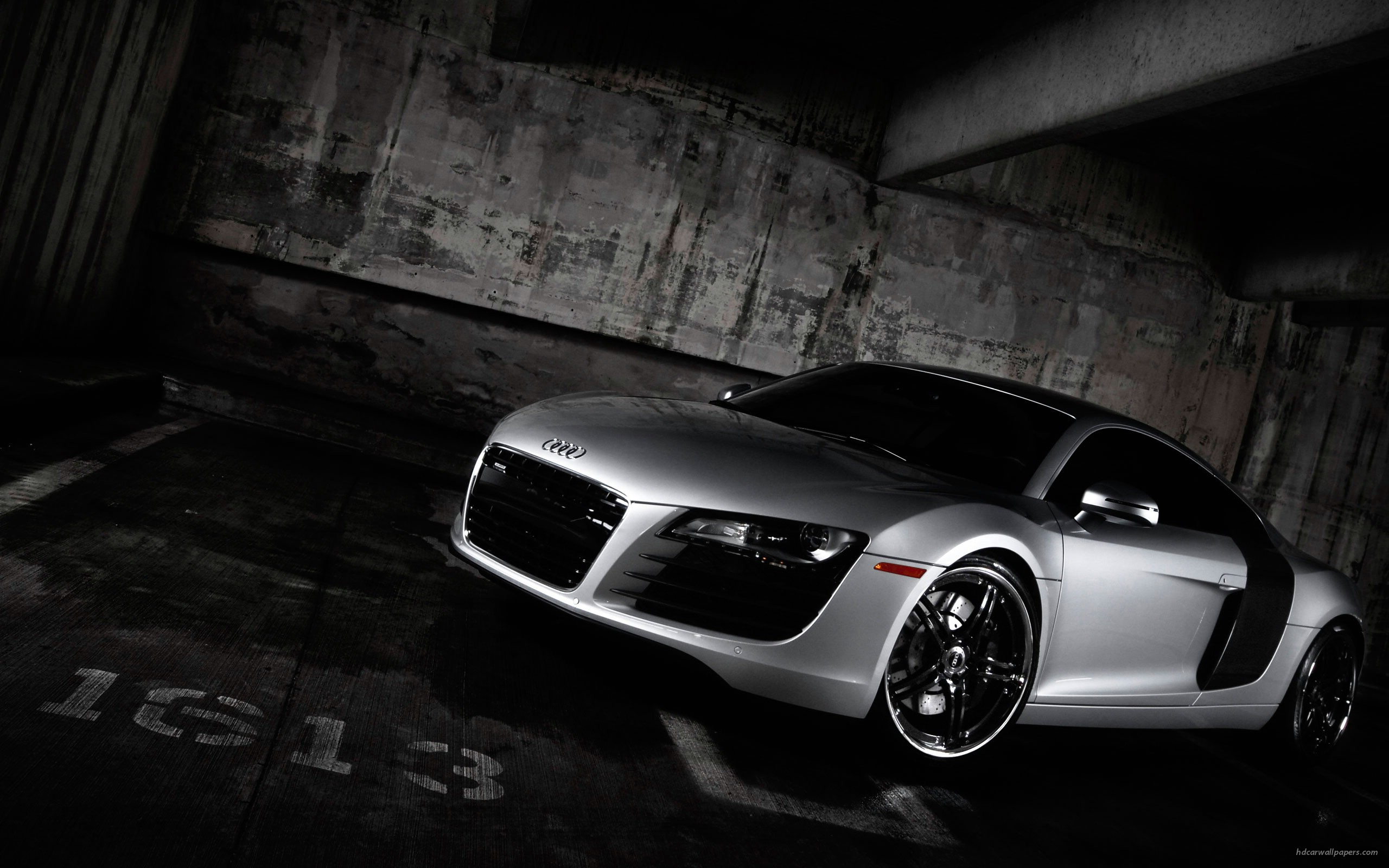 Audi R8 HD Widescreen