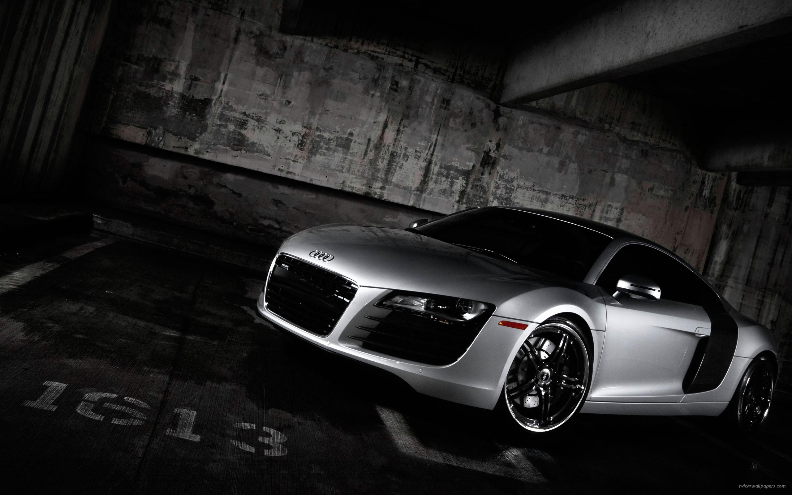Audi R8 HD Widescreen