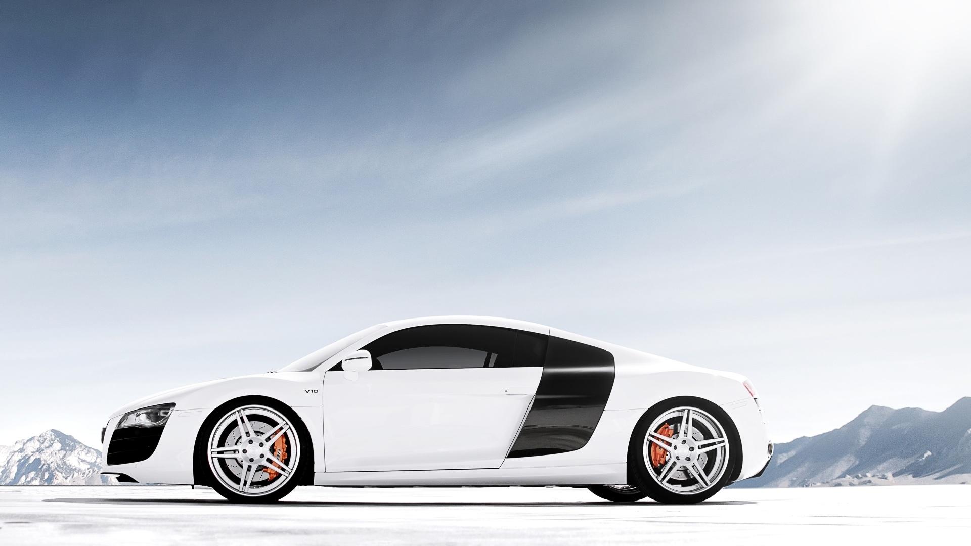 Audi R8 Wallpaper #14