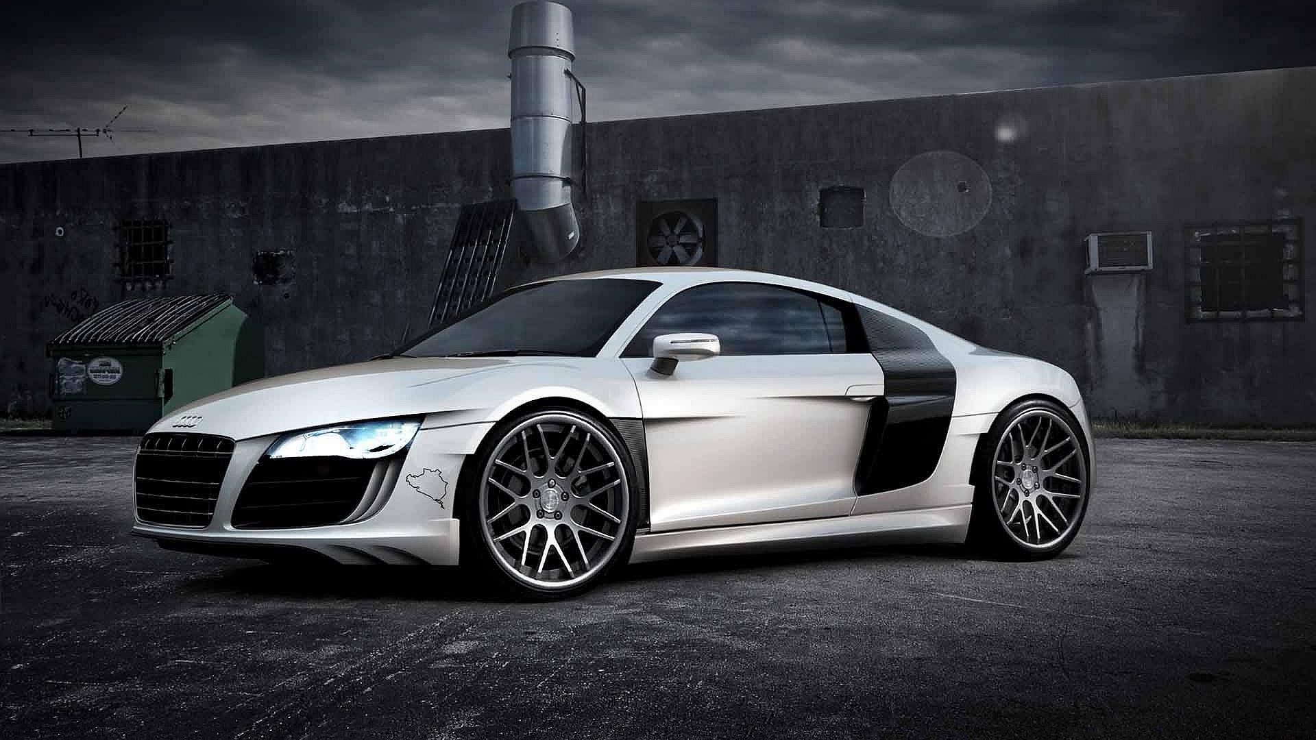 Audi R8 Wallpaper #15