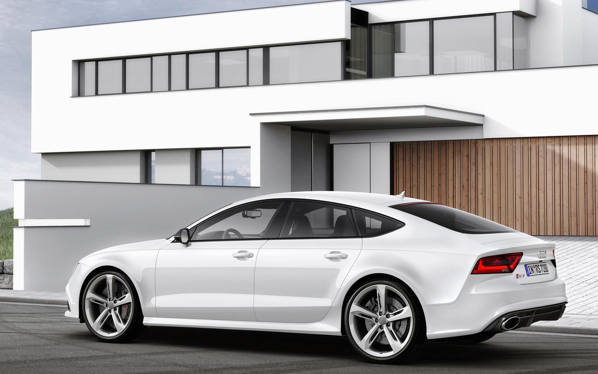 Audi RS7 Car