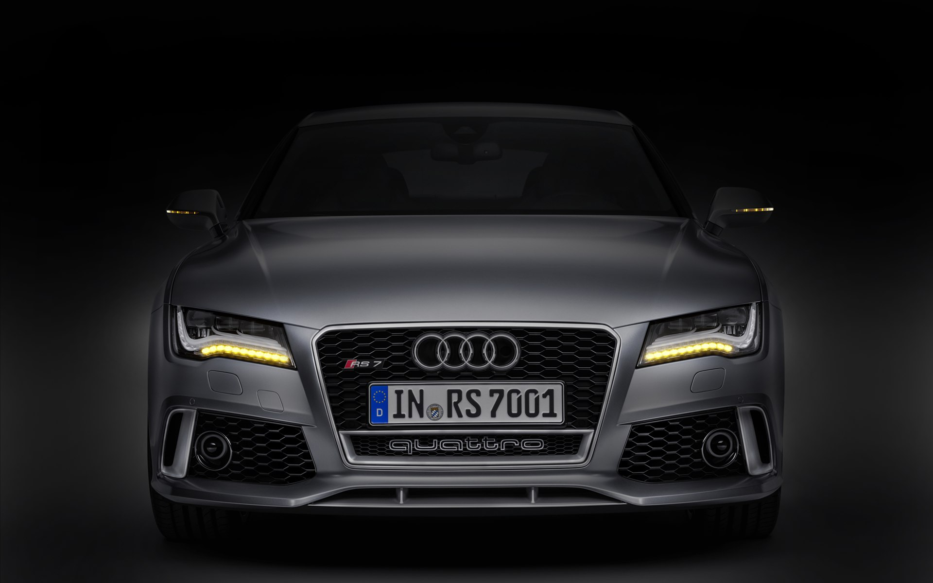 audi rs7 sportback 2014 widescreen wallpaper