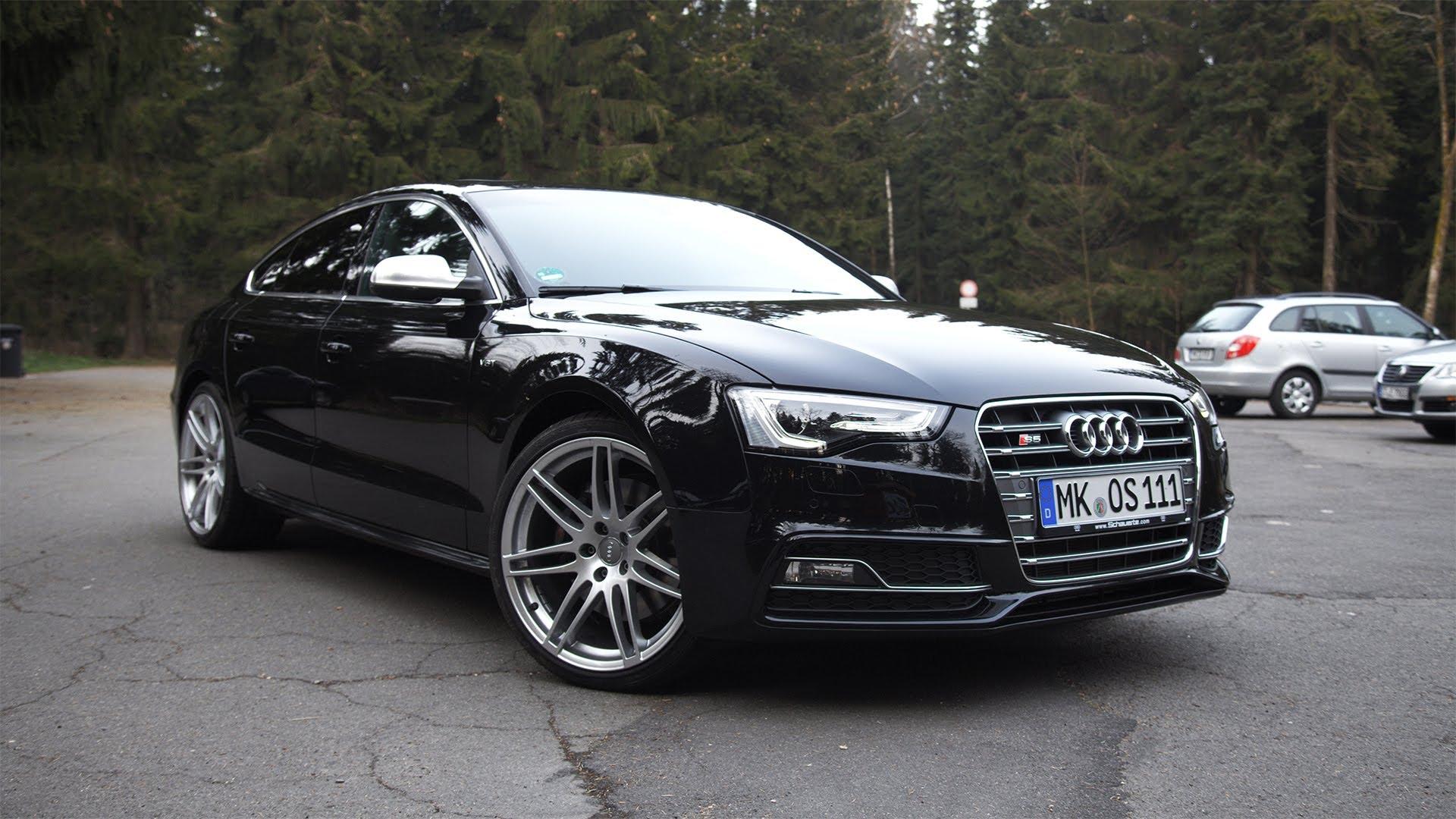 Audi S5 2012