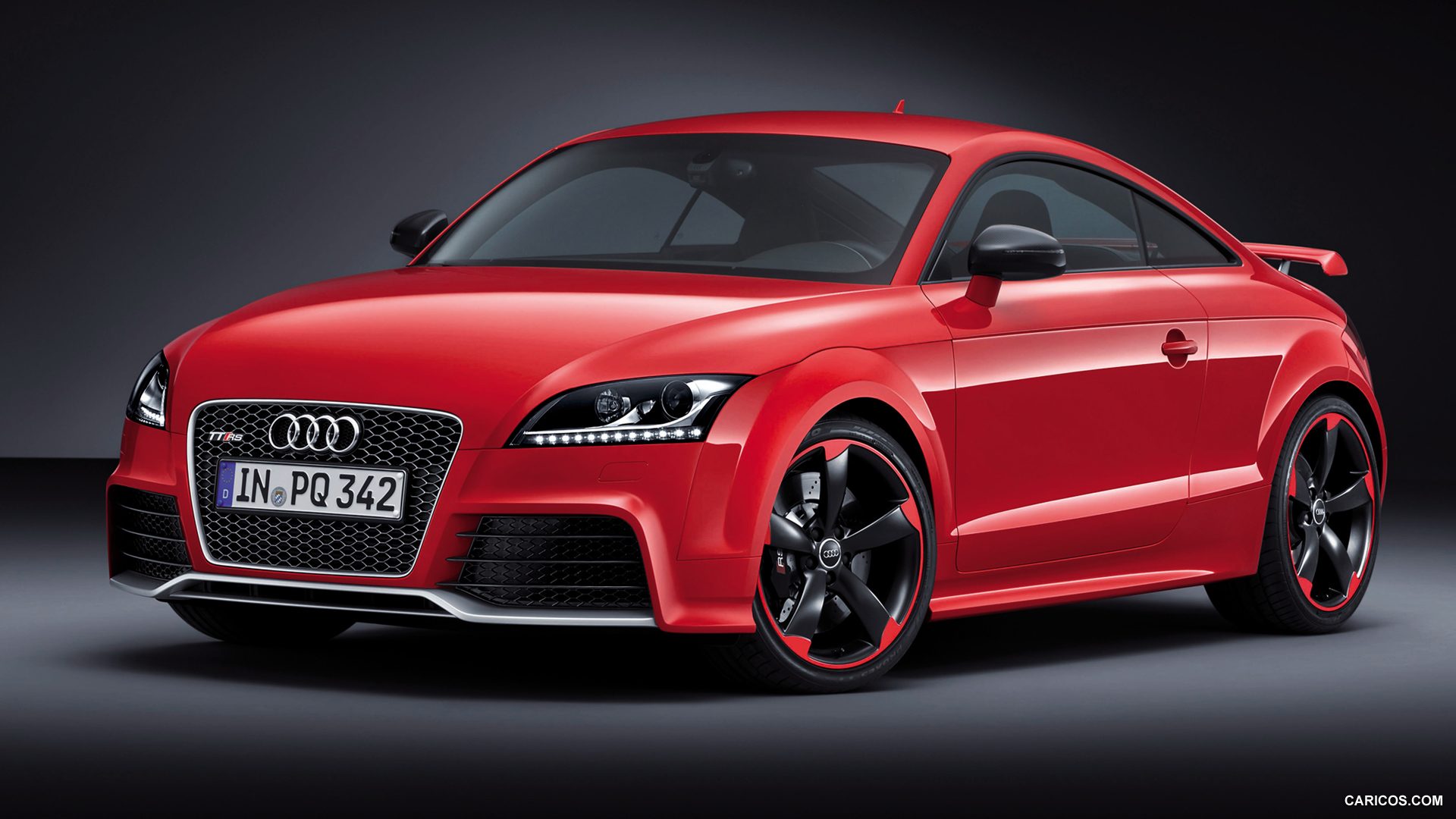 Audi TT RS Plus Wallpaper