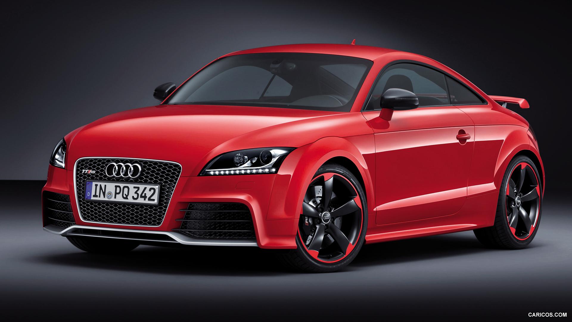 Audi TT RS Plus Wallpaper