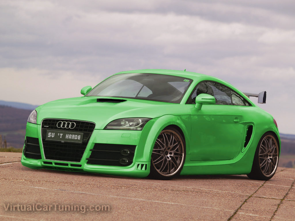 Audi TT Car Tuning