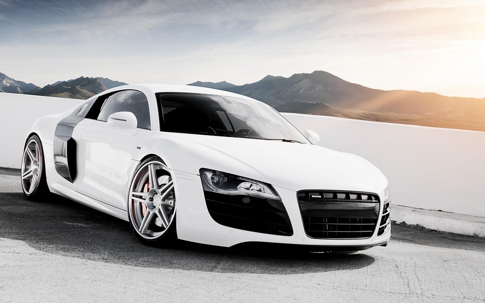 Audi R8 ADV1 Wheels