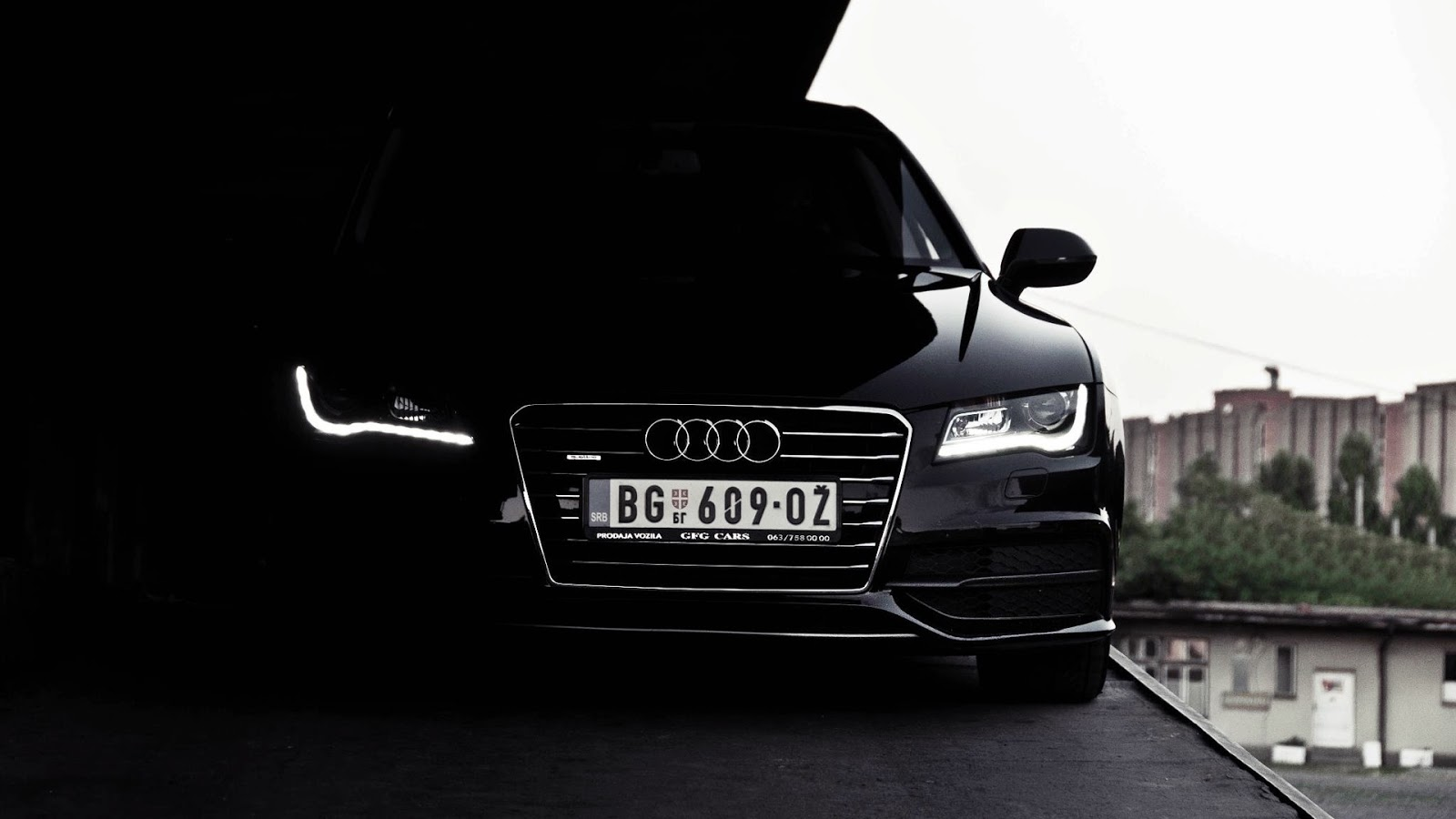 Cool Audi Wallpaper