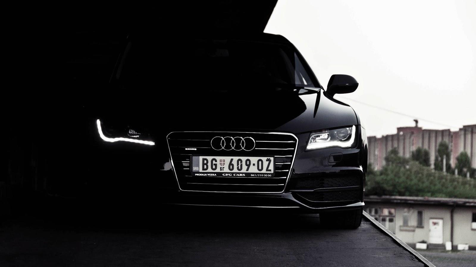 Cool Audi Wallpaper