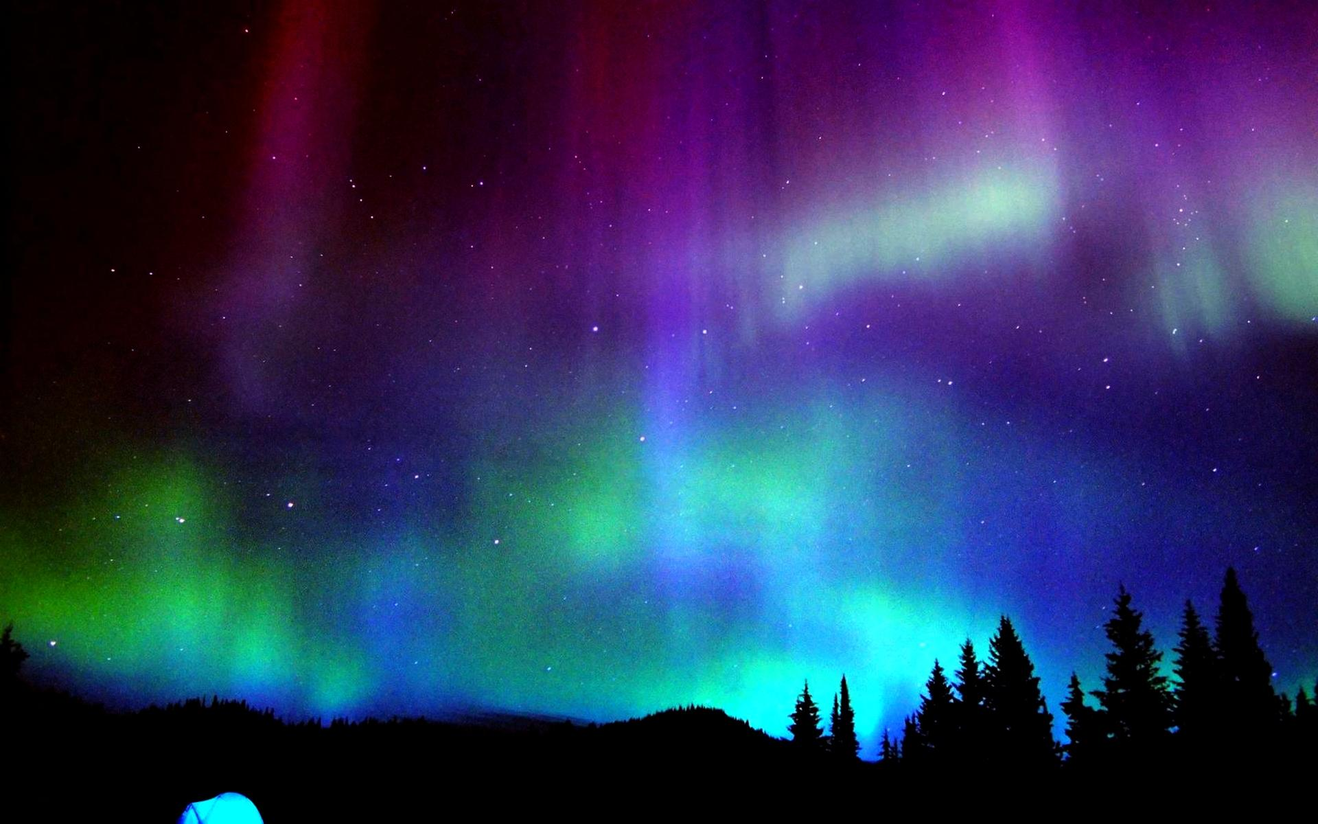 Aurora Borealis 35 HD Screensavers Wallpaper