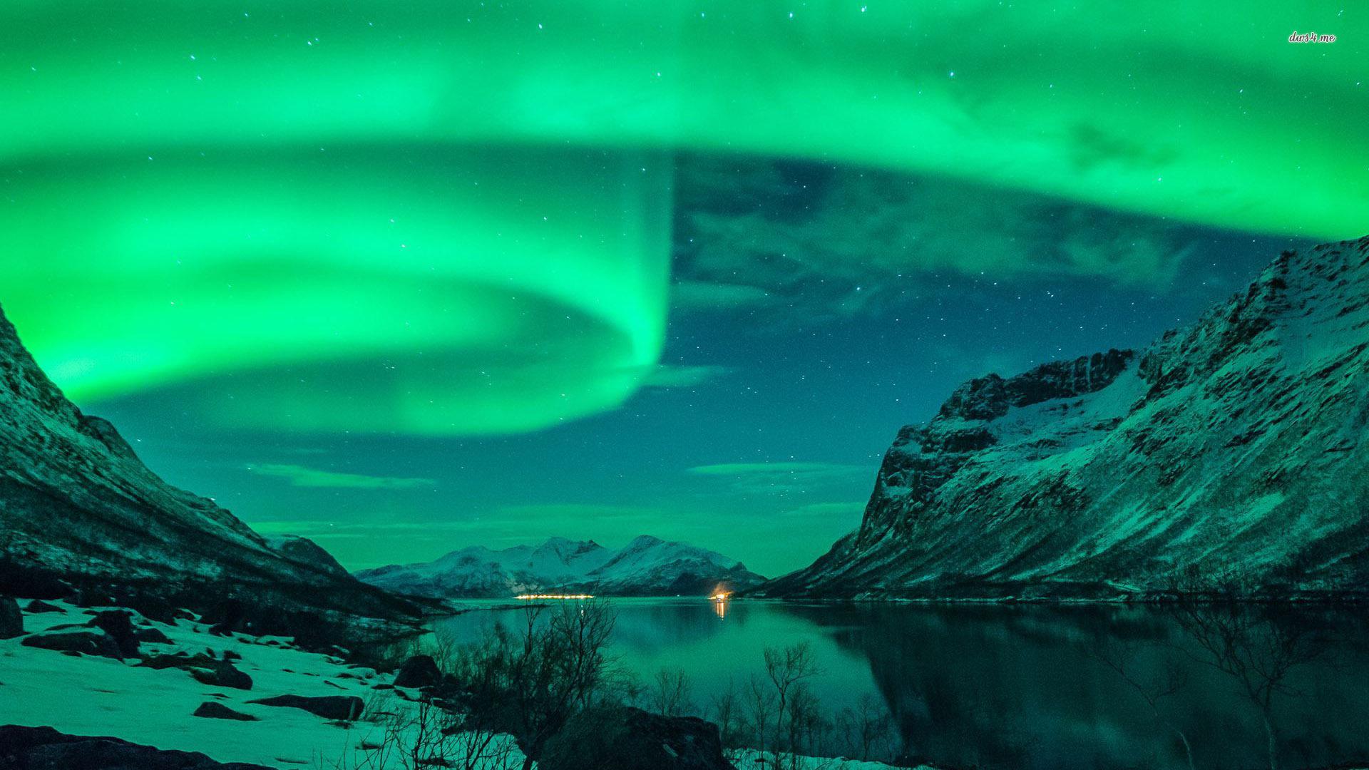 ... Breath taking Aurora Borealis wallpaper 1920x1080 ...