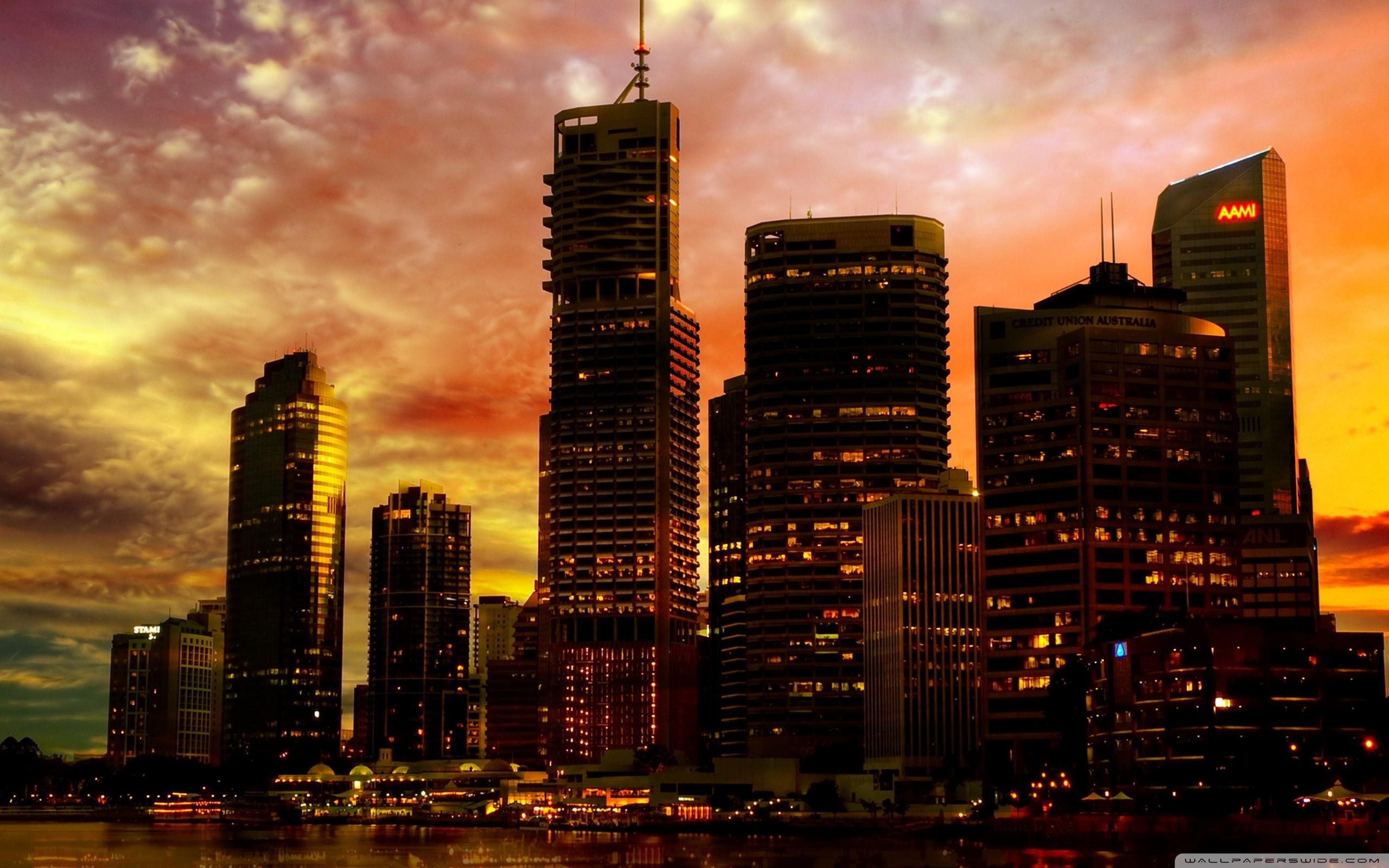 Australia City Wallpaper