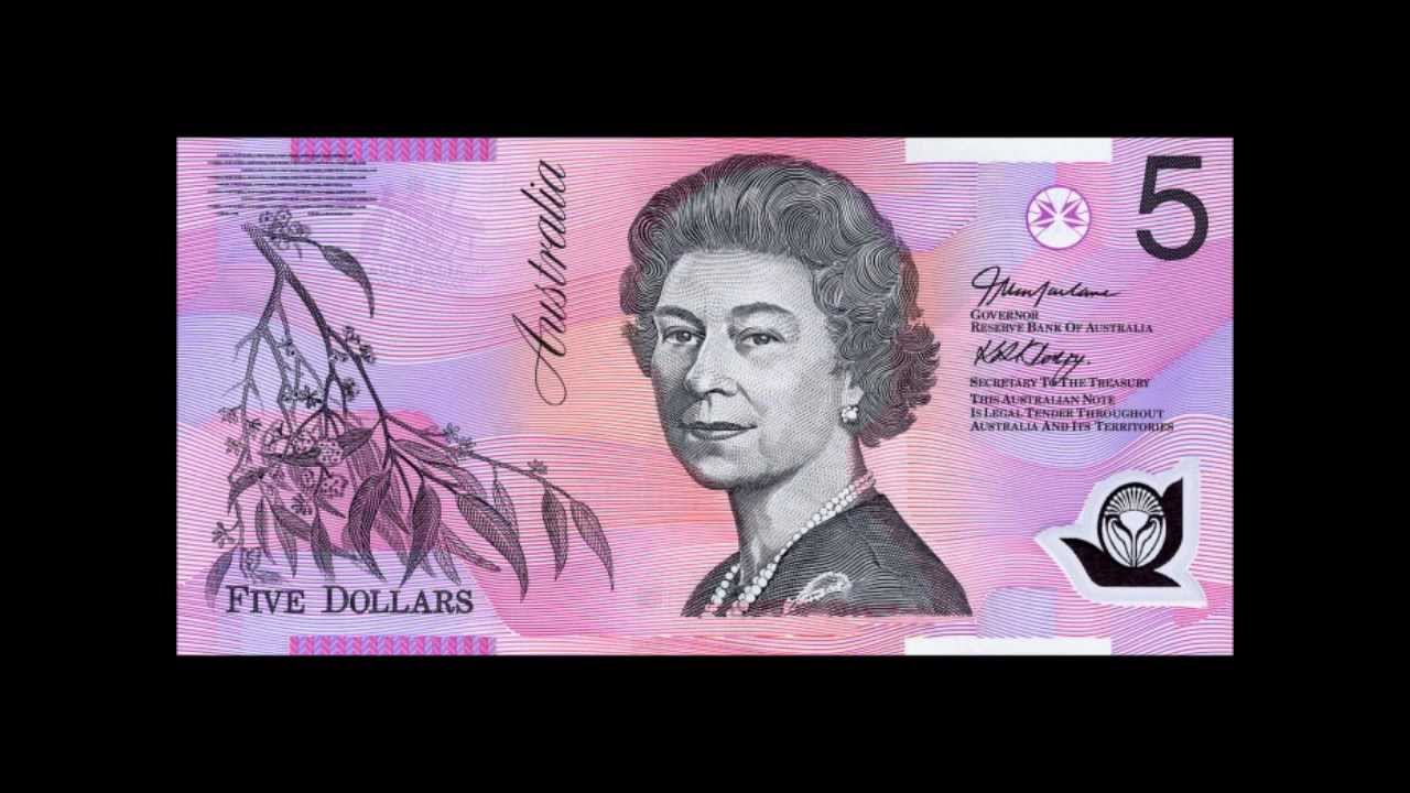 Illuminati Symbols Hidden in the Australian 5 Dollar Bill