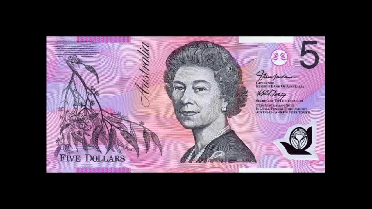 Illuminati Symbols Hidden in the Australian 5 Dollar Bill
