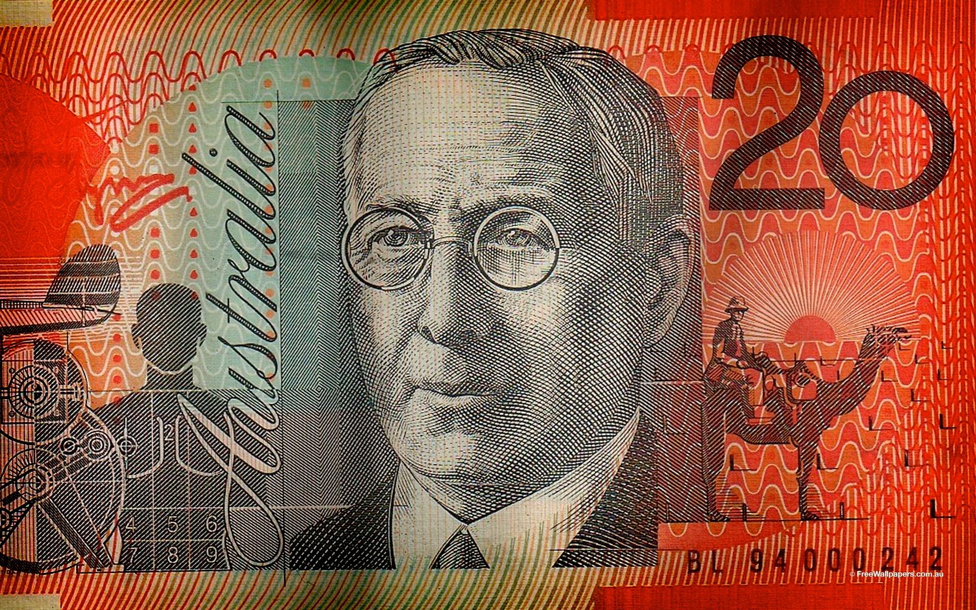 20 Dollar Australian Note