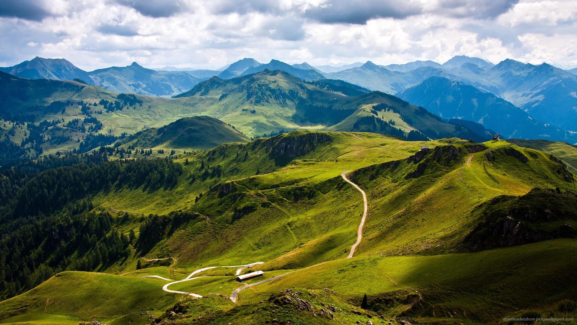 ... Austrian Landscape for 1920x1080