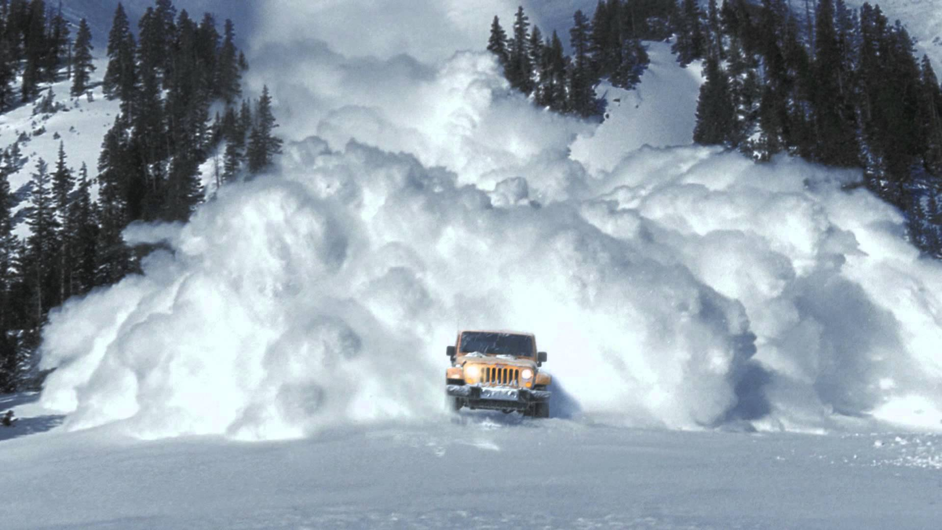 "Jeep® Wrangler ""Avalanche"" OFFICIAL COMMERCIAL"