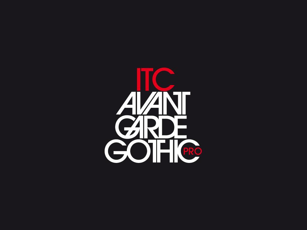 Avant Garde Gothic Pro by PV07 ...