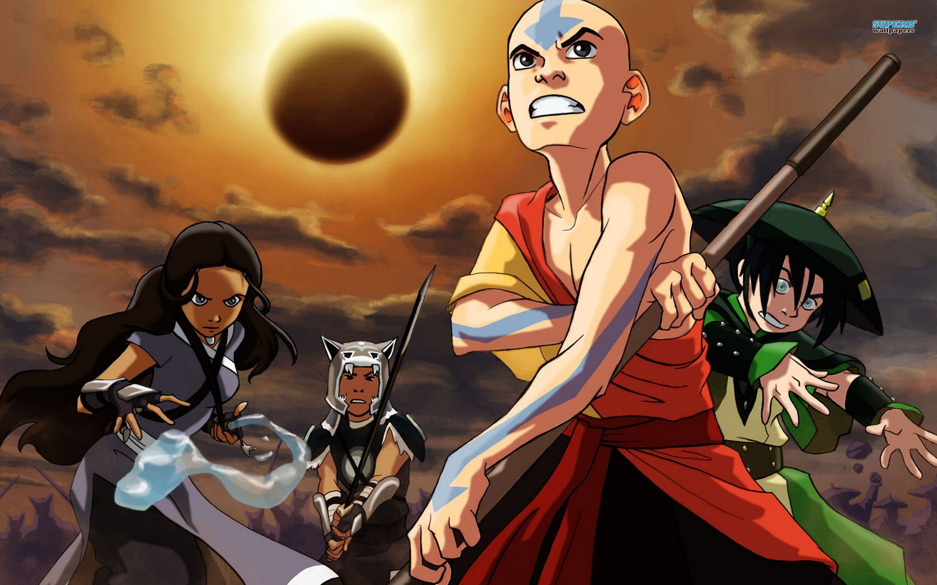 Avatar: The Last Airbender wallpaper 1920x1200 jpg