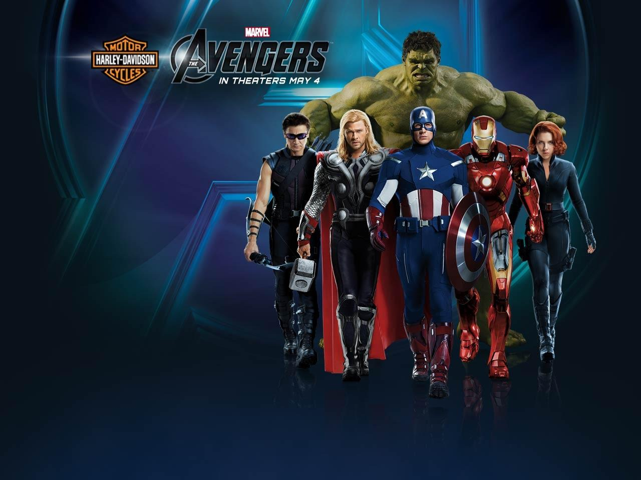 Avengers Wallpaper High Quality 7 Thumb
